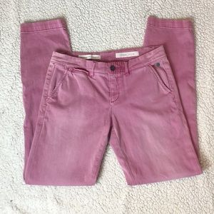 Anthropologie pilcro and the letterpress pants
